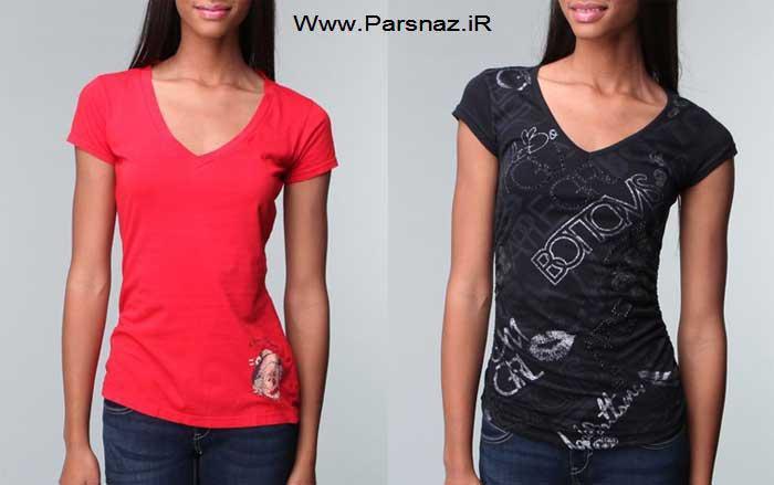 مدل های جدید کت و دامن و تی شرت های دخترانه
