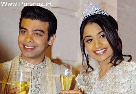 www.parsnaz.ir  - گرانترین و پرخرج ترین ازدواج های این قرن + عکس