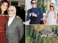 ازدواج این مرد میلیونر 81 ساله با خانمی 46 سال جوان تر