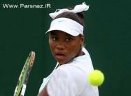 هشدار قهرمان جوان تنیس زنان برای لاغر شدن! + عکس