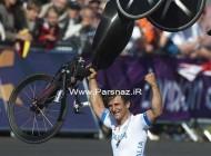 بزرگترین بازگشت تاریخ برای این مرد در پارالمپیک + عکس