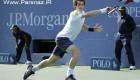 جایزه بزرگ گراند اسلم برای تنیس باز مشهور اندی + عکس
