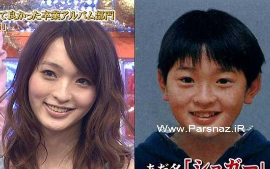 مانکن جوان و سرشناس ژاپنی مرد از آب درآمد + عکس