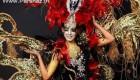 فستیوال و نقاشی های زیبا بر روی بدن زنان در کره جنوبی