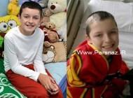 پسر 10 ساله ای که تا حالا 40 عمل جراحی انجام داده است