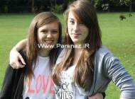 اقدام بسیار جالب توجه این دو دختر 17 ساله + عکس