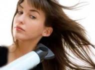 موهای بی حالت را چگونه سشوار بزنیم
