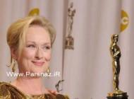 مریل استریپ بازیگر بزرگ جهان زیر تیغ جراحی رفت + عکس