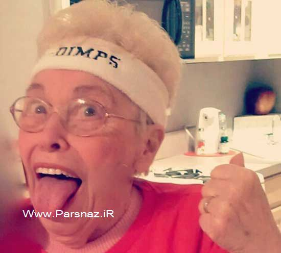 آرزوی مادربزرگ 80 ساله و کمک خوانندگان سرشناس به او