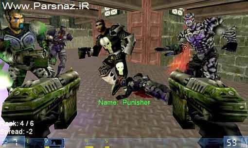 بازی های جنگی رایانه ای می توانند برای شما مفید باشند