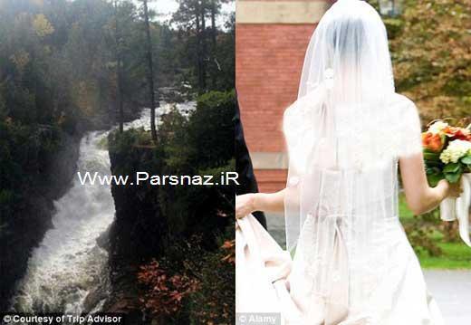 مرگ دردناک این دختر 30 ساله در لباس عروس + عکس