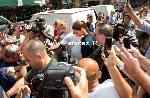 رسمی شدن طلاق تام کروز از کتی هولمز + عکس