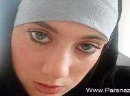 دستگیر شدن یک دختر بمب گذار حرفه ای + عکس