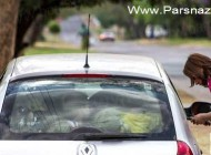 کار عجیب و خطرناک خانم معلم پلیس را شوکه کرد + عکس