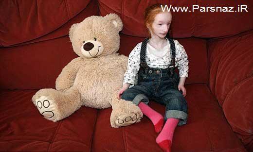 www.parsnaz.ir - روزهای اول مدرسه با کوچک ترین دختر دنیا + عکس