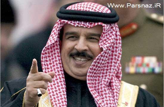 جنجالی شدن رابطه هیفا وهبی و پادشاه بحرین (+عکس)