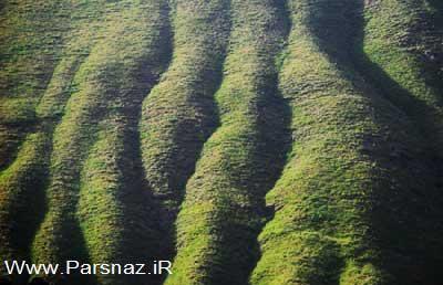 سفر پاییزی به دامنه های زیبای البرز + عکس
