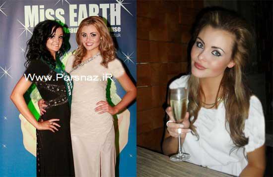 عکس هایی از زیباترین دوشیزه اسکاتلند در سال 2012