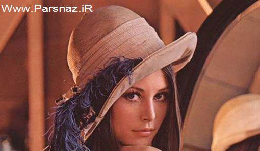 شهرت این خانم توسط عکس مجله زیبایی!! (عکس)