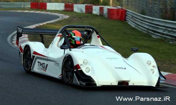 رکورد سریع ترین اتومبیل الکتریکی توسط تویوتا شکسته شد