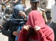 بد مست بودن دانشجویان دختر ایرانی در هند + عکس