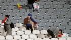 حرکت جالب تماشاگران کره ای در ورزشگاه آزادی (+عکس)