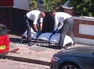 افتادن یک جسد از آسمان مردم لندن را بسیار وحشت زده کرد