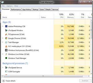www.parsnaz.ir - پیدا کردن Task Manager قدیمی در ویندوز 8
