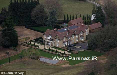 خواننده زیبای هالیوود یک قصر 5.5 میلیون دلار خرید! + عکس