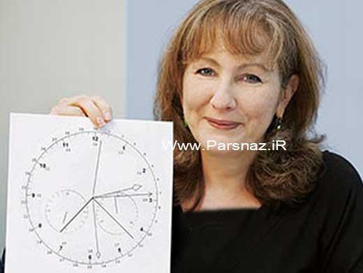 فعالیت دوباره مغز قفل شده یک زن پس از 30 سال + عکس