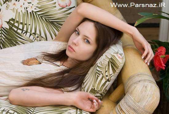 www.parsnaz.ir - عکس هایی از چهره واقعی دختری که همه را می ترساند!