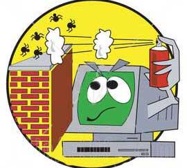 بدترین ویروس های کامپیوتری تا به امروز!