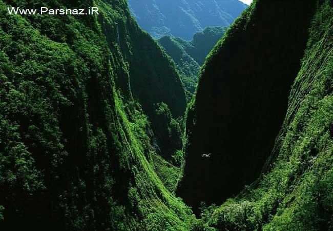 عکس هایی از زیباترین طبیعت جهان آشنا شوید