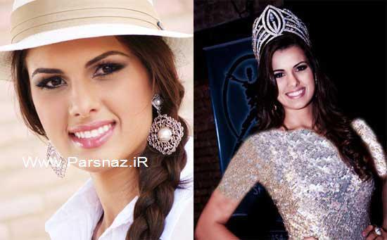 زیباترین دختر برزیل برای مراسم دختر بین المللی انتخاب شد