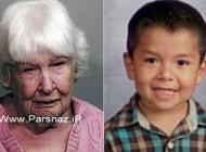 فرار کردن این خانم 83 ساله از صحنه تصادف + عکس