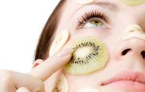 انواع ماسک های میوه برای زیبایی پوست صورت