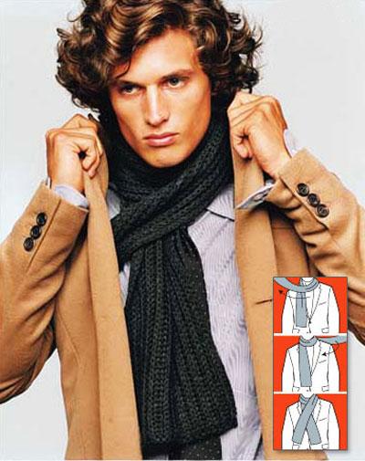 چند روش مختلف برای بستن شال گردن برای آقایان (عکس)