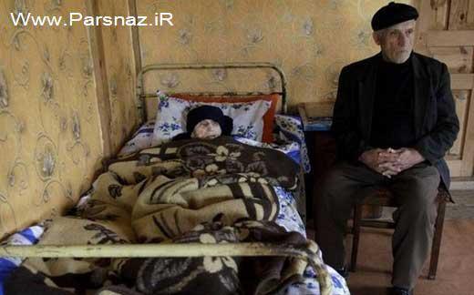 درگذشت زنی که ادعا می کرد پیرترین زن دنیا است + عکس