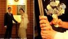 اقدام جالب و عجیب برای برگزاری مراسم عروسی + عکس