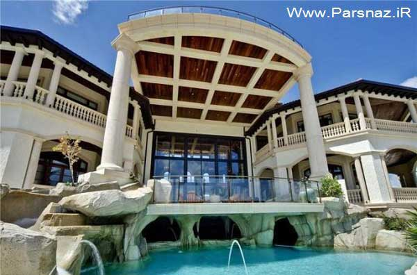 عکس های دیدنی از خانه بسیار زیبای جاستین بیبر 1