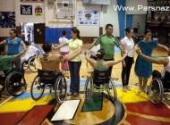 اولین دوره مسابقات رقص و حرکات موزون معلولین!! + تصاویر
