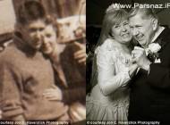 این زوج عاشق بعد از 50 سال به هم رسیدند (تصاویر)