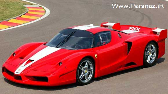 www.parsnaz.ir - اتومبیل جدید فراری F70 در نمایشگاه خودرو 2013