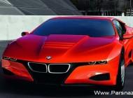 ماشین بسیار زیبای بی ام و M8 برای سال 2016