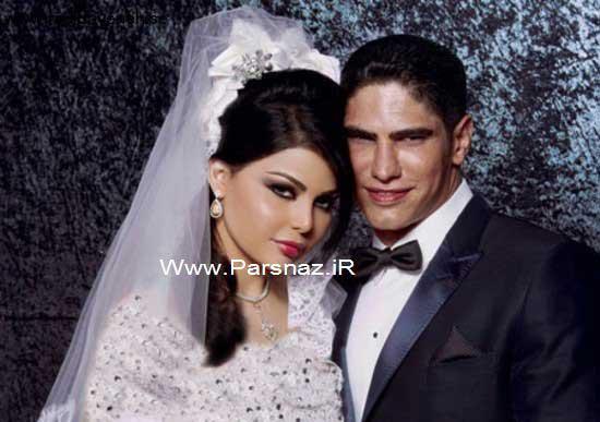 ماجرای طلاق خواننده زیبا هیفا وهبی از همسرش (عکس)
