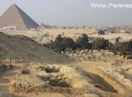 کشف شدن مقبره شاهزاده زن مصری