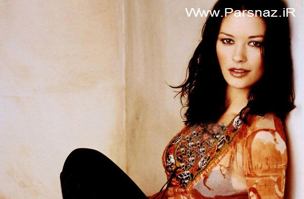 www.parsnaz.ir - عکس هایی از زیباترین خانم انگلیس همراه همسرش
