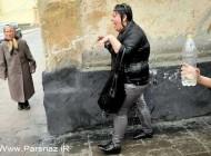 مراسم جشن عجیبه آزار و اذیت دختران (تصاویر)