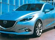 نسل جدید اتومبیل مزدا 3 خودرویی مهم برای شرکت مزدا