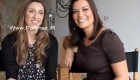 کار عجیب دو خانم شجاع برای تشویق زنان به مقابله با ترس
